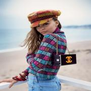 Lily-Rose Depp In Luxe Looks For Vogue, July 2018 | lily-rose depp | vogue | magazine