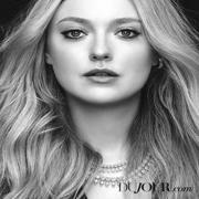 Dakota Fanning for DuJour Magazine, June 2018 | photoshoot | magazine | dujour magazine
