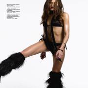 Darya Kostenich For Amica, July 2018 | photoshoot | model | darya kostenich