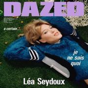 Lea Seydoux for Dazed magazine   photoshoot   magazine   dazed magazine