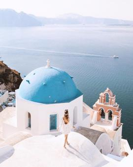 Greece | greece | travel | travel art