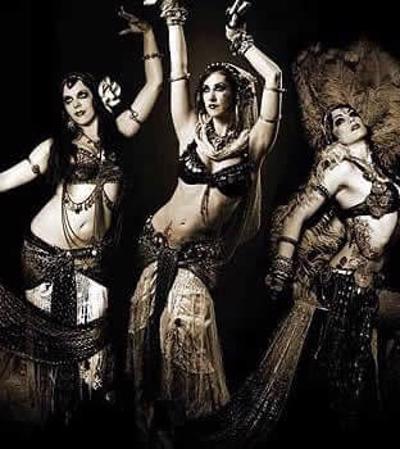 Tribal Fusion Dance