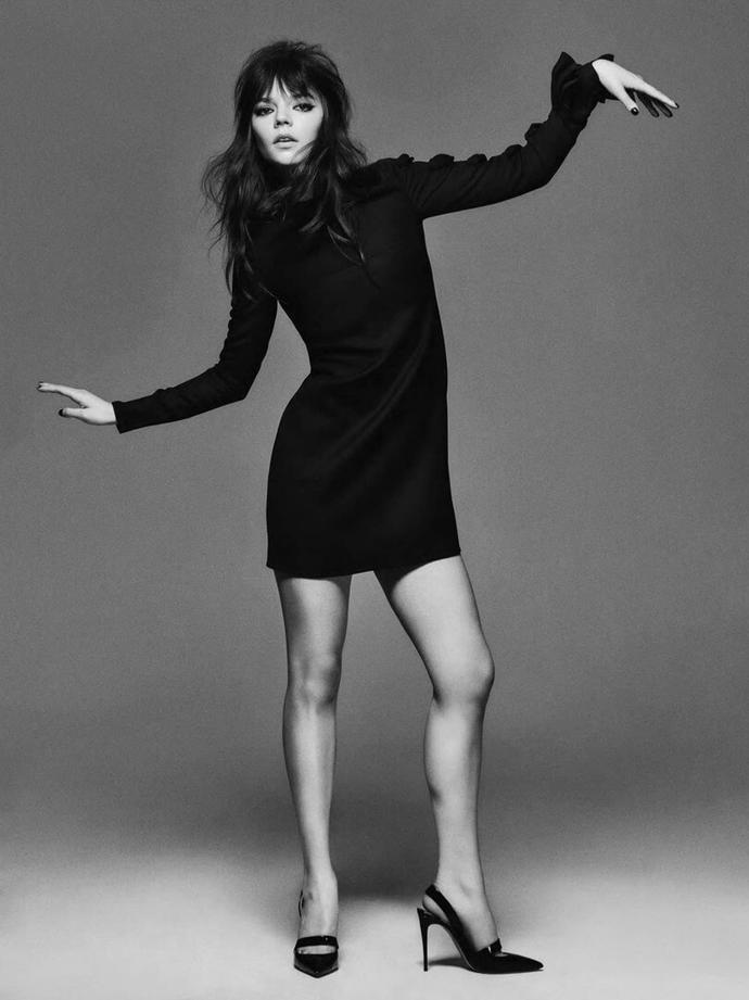 Anya Taylor-Joy for Vogue UK, | photoshoot | magazine | vogue