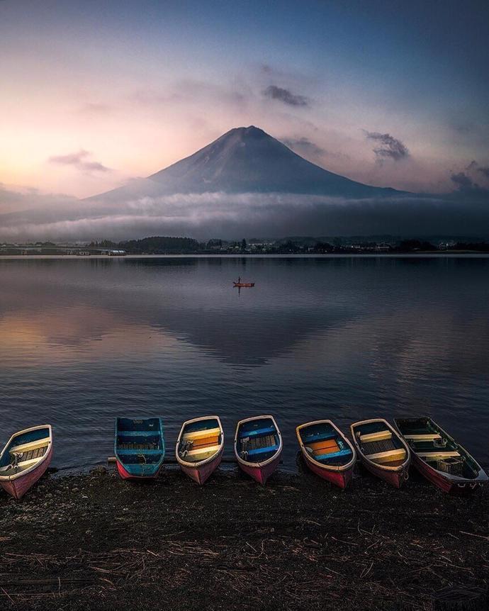 Fuji, Japan | world | travel | fudji