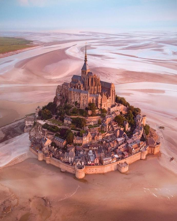 Mont-Saint-Michel, France | world | travel | mont-saint-michel