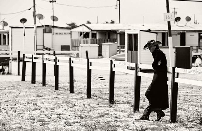 Raquel Zimmermann for Vogue Spain | photoshoot | magazine | vogue