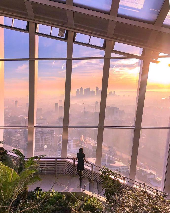London's Sky Garden | world | travel | london