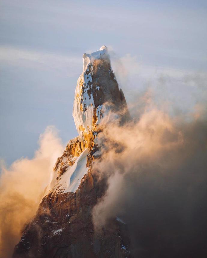 Cerro Torre, Patagonia | photographer | luke konarzewski | world