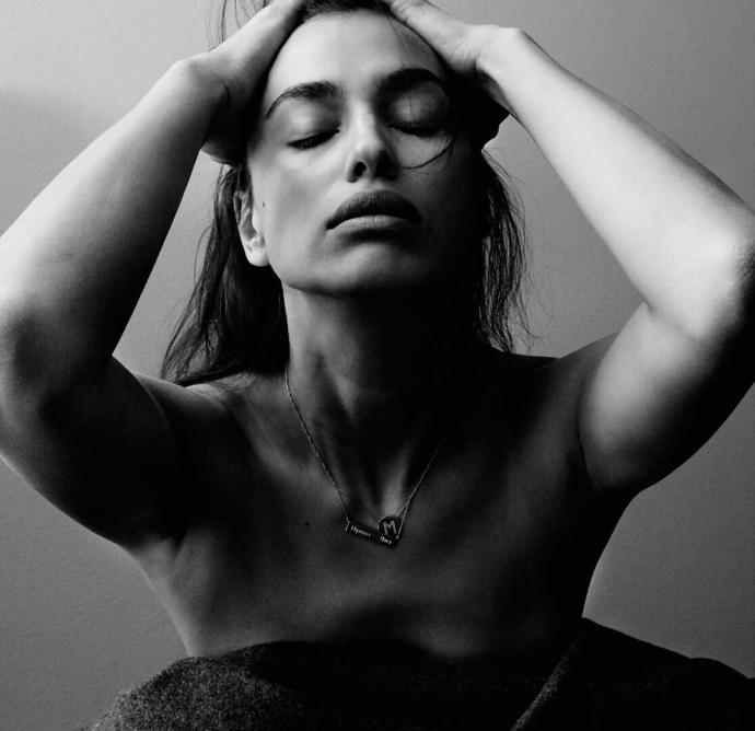 IRINA SHAYK for VOGUE GERMANY | photoshoot | magazine | vogue