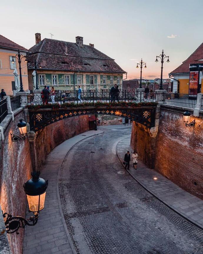 Sibiu, Romania   world   beautiful places   city