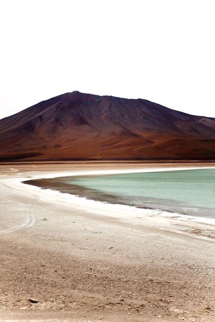 Laguna Verde, Bolivia   world   travel   tourism