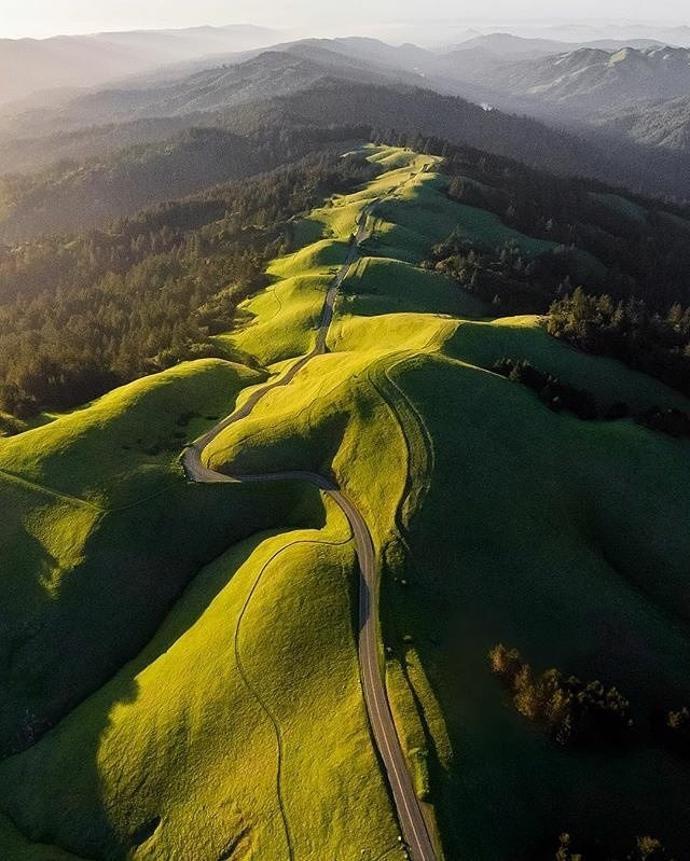 Mount Tamalpais   world   travel   californіа