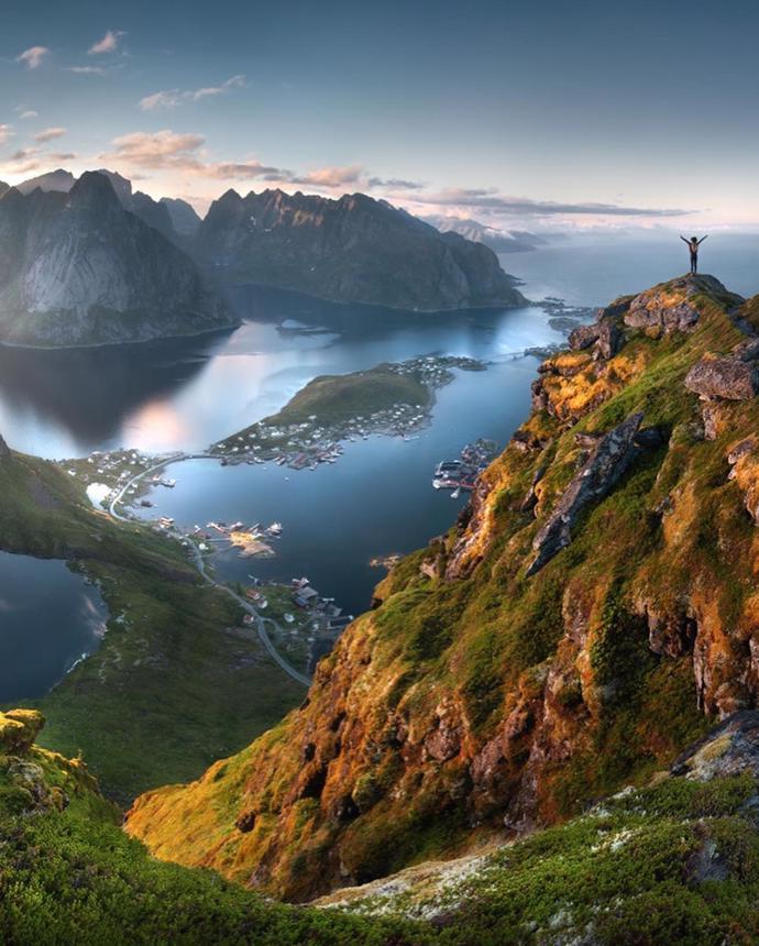 Reine, Norway | world | travel | lofoten islands