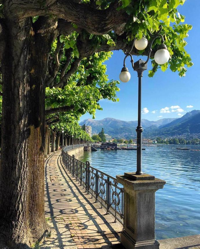 Lugano, Switzerland   world   travel   switzerland
