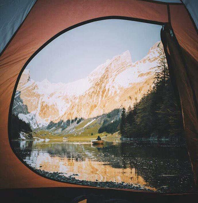   adventure   nature   tent