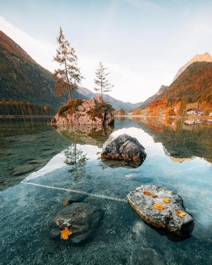 Lake Hintersee | world | travel | lake hintersee