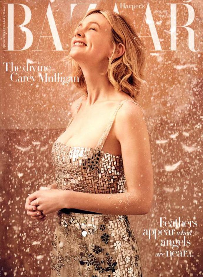 Carey Mulligan for Harper's Bazaar | photoshoot | magazine | harpers bazaar