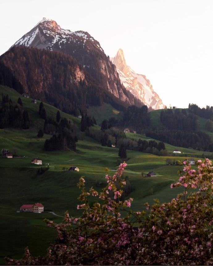 Appenzell Innerrhoden, Switzerland   world   travel   switzerland