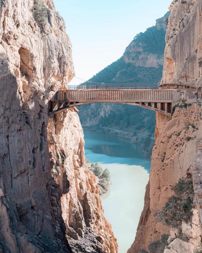 Caminito del Rey, España | world | travel | spain