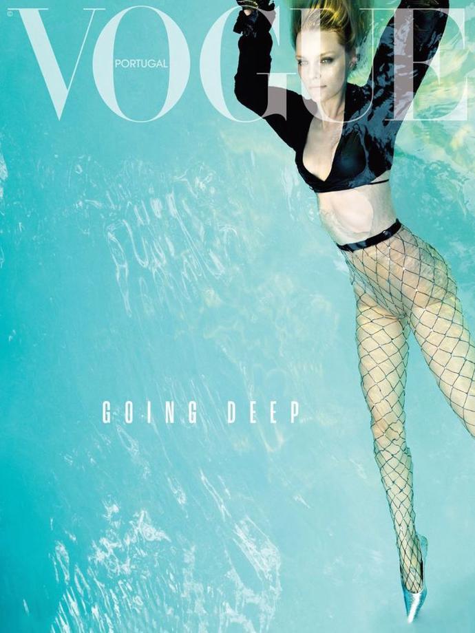 Jessica Stam | Vogue Portugal | | photoshoot | magazine | vogue