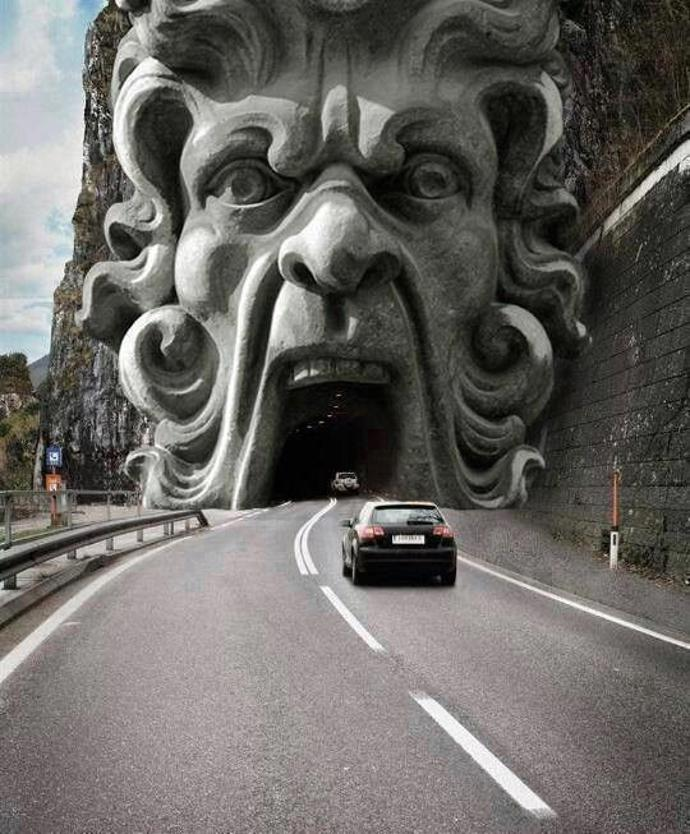 Tunnel in Italy | tunnel | world | travel