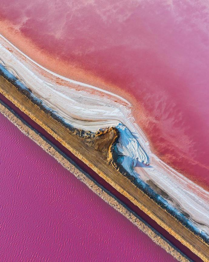 Lake Hillier | world | travel | australia