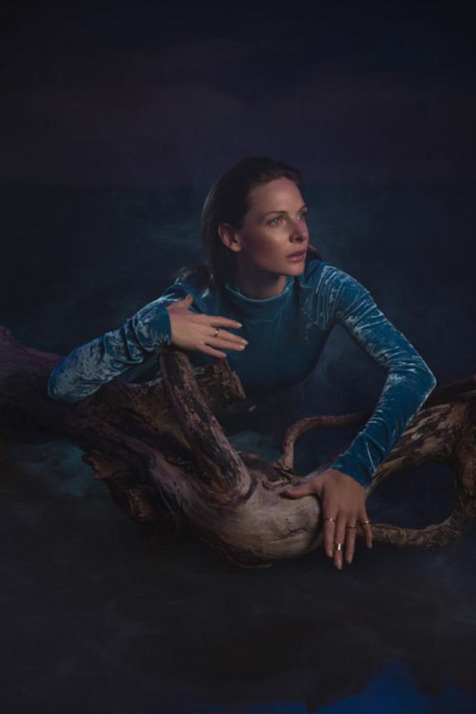 Rebecca Ferguson for FLAUNT | photoshoot | magazine | flaunt