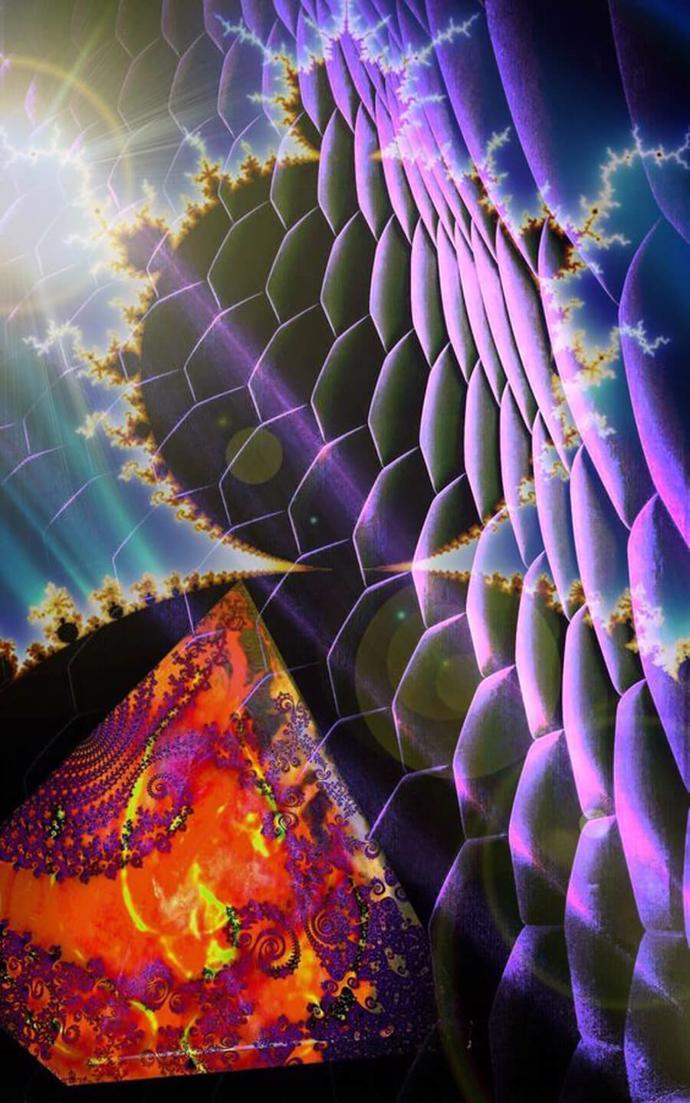| fractal | фракталы | fractal art