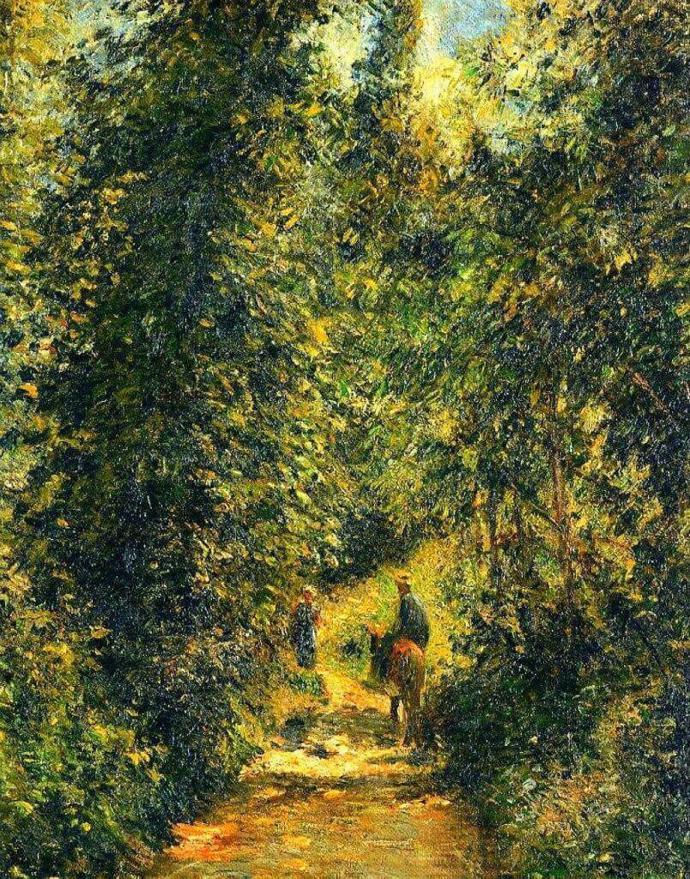Artist / Camille Pissarro | art | artist | painting