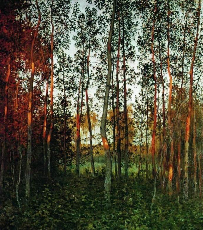 Artist / Isaac llyich Levitan | art | artist | paintings