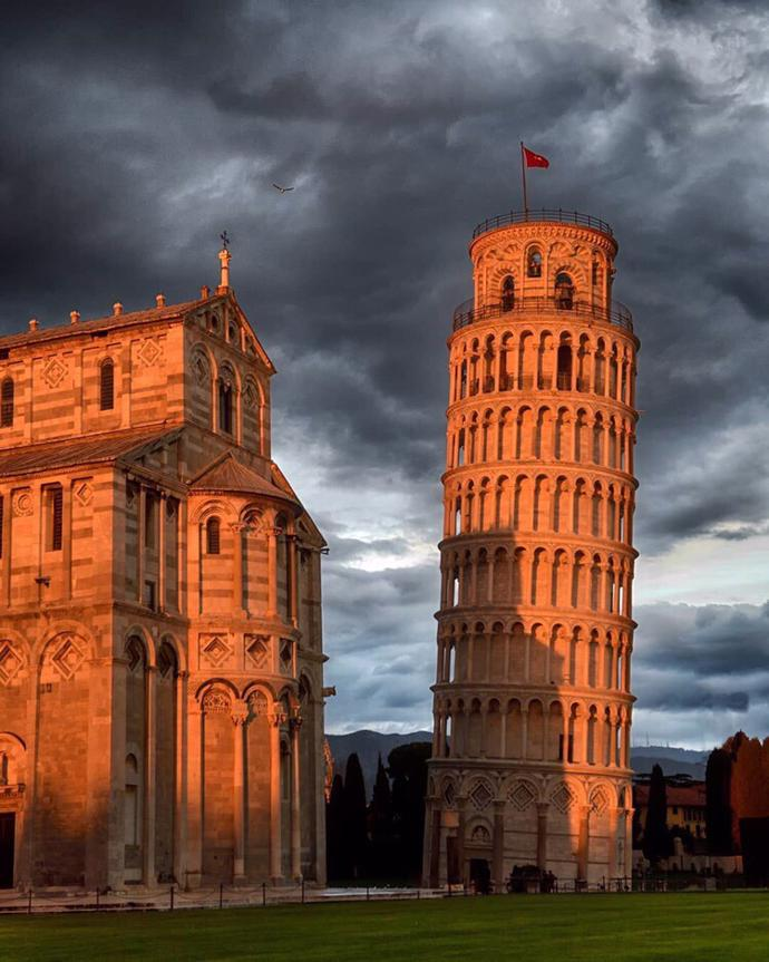 The Leaning Tower of Pisa | travel | world | italy