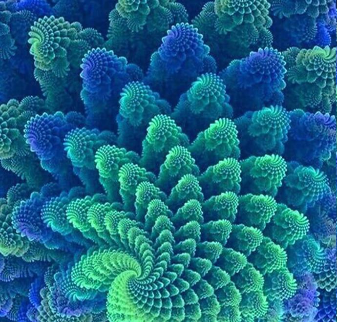 | fractal | psychedelic art | фракталы