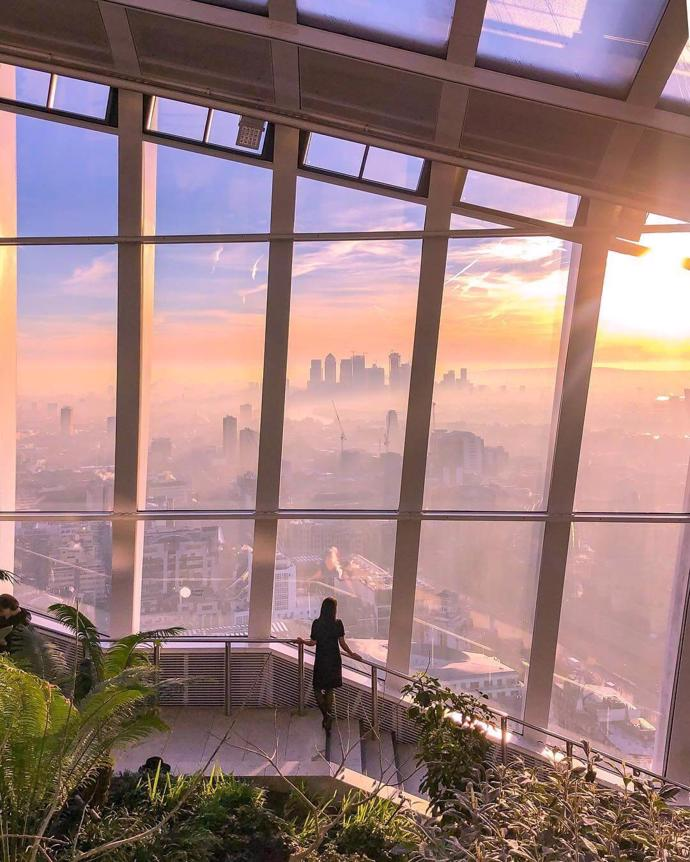 Sky Garden, London | travel | london | world