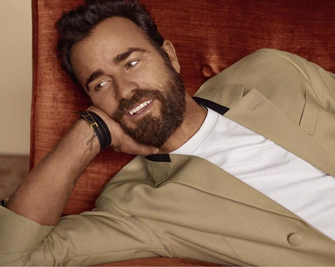 Justin Theroux by Thomas Whiteside for GQ Germany, June 2018 | photoshoot | magazine | gq