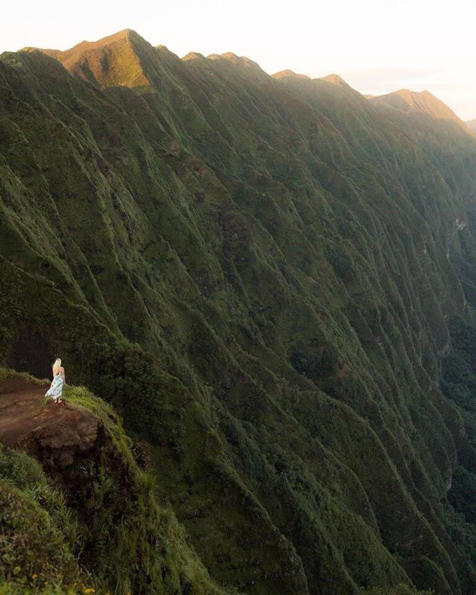 Hawaii, US |  Kelsey Williamson | туризм | landscape | nature
