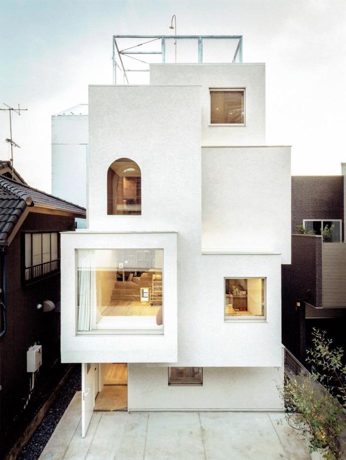House in the City by Ryosuke Fujii | worpe | world | travel