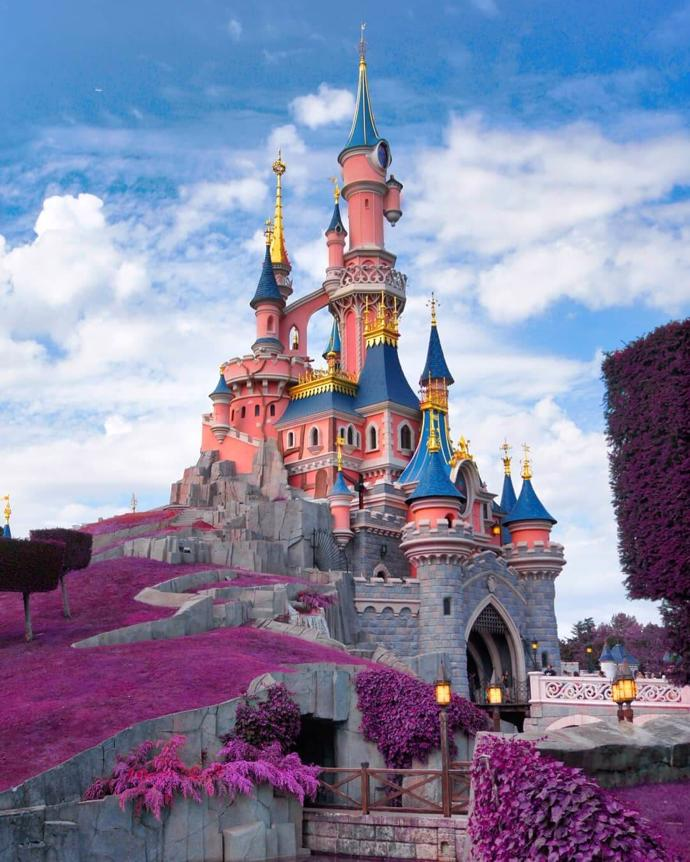Disneyland Paris | world | travel | disneyland