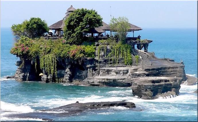 Tanah Lot-Tempel, Bali | world | travel | tanah lot-tempel
