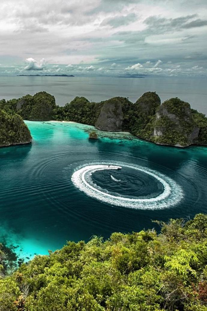 Raja Ampat Islands, Indonesia | world | travel | raja ampat islands