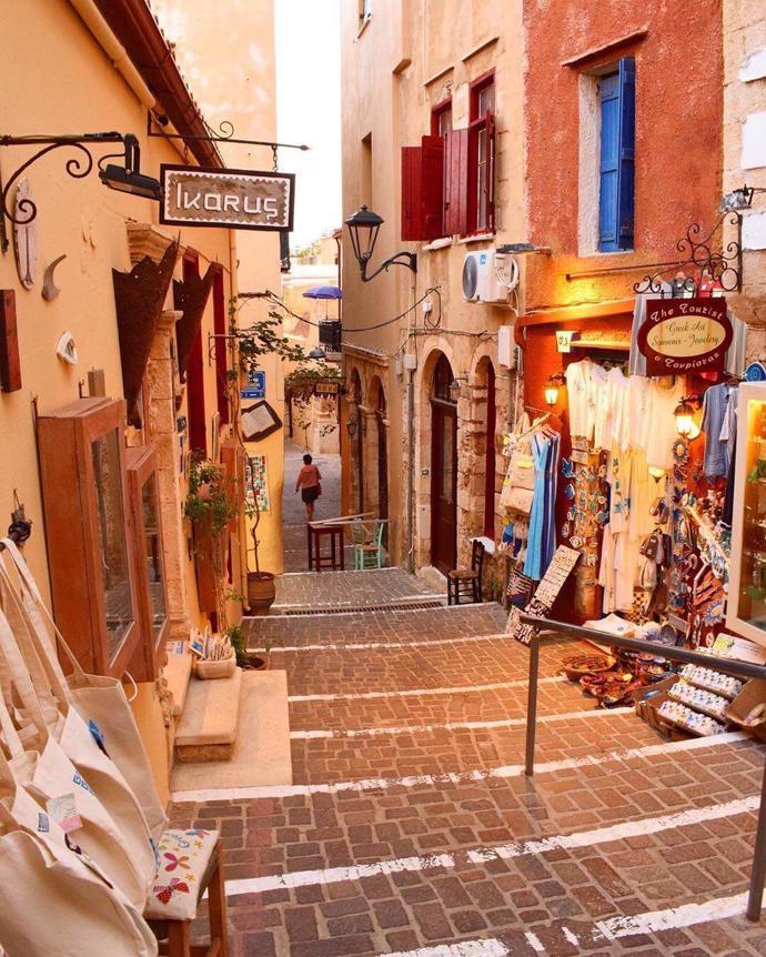 Chaniá, Greece   world   travel   chaniá