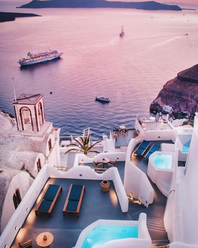 Santorini, Greece | world | travel | greece