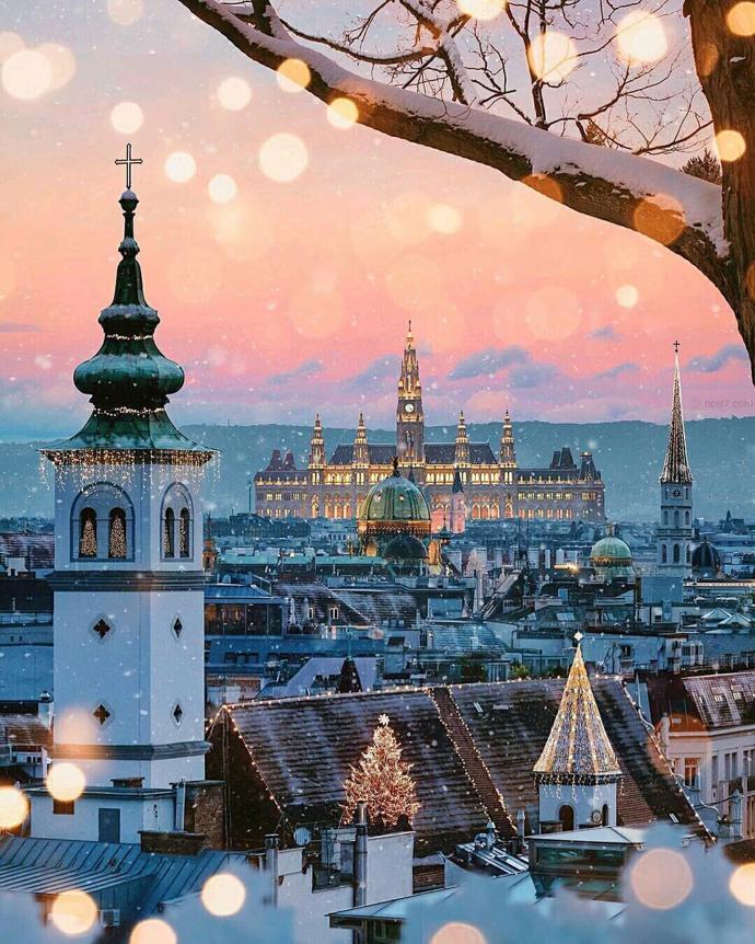 Vienna, Austria | world | travel | vienna