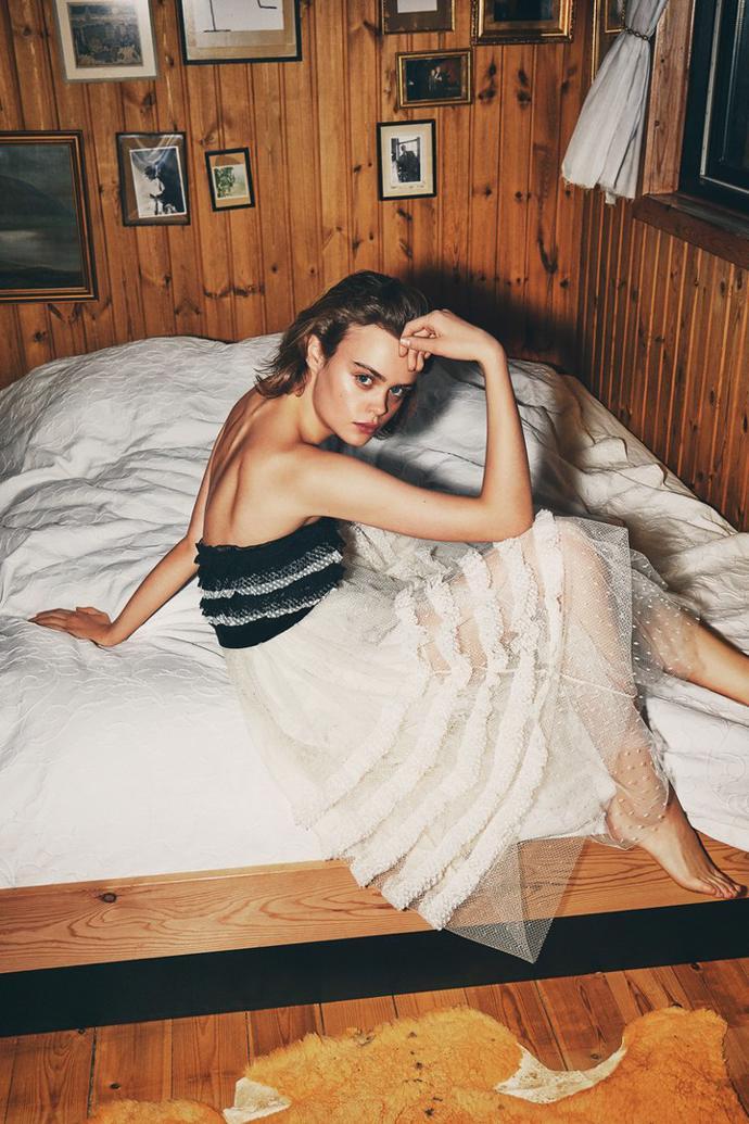 Laura Aggerholm for ELLE Serbia   photoshoot   magazine   elle