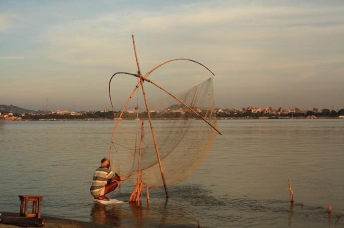 Cruising the Brahmaputra River and Aswaklanta Temple   cruising   brahmaputra   river
