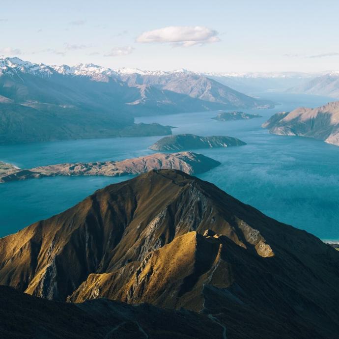 Отаго, Новая Зеландия I New Zealand   мир   путешествия   новая зеландия