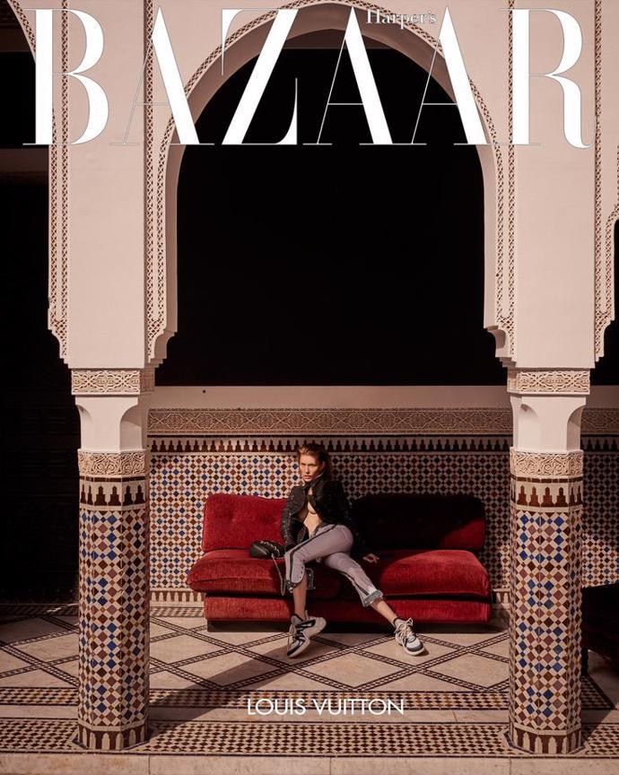 Harper's Bazaar Czech, June 2018 | photoshoot | magazine | harper's bazaar