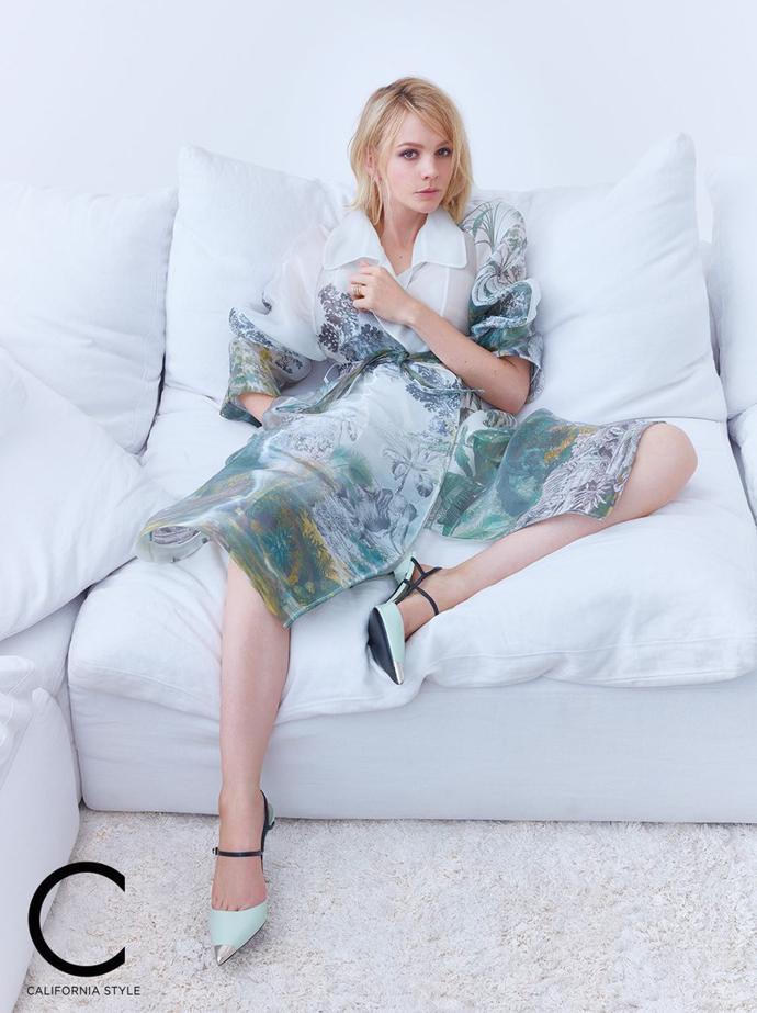 Carey Mulligan for C | photoshoot | c magazine | model