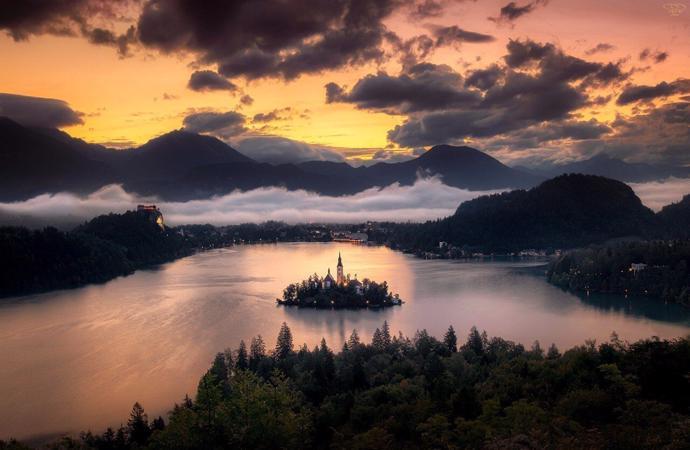 Bled, Slovenia | world | travel | slovenia