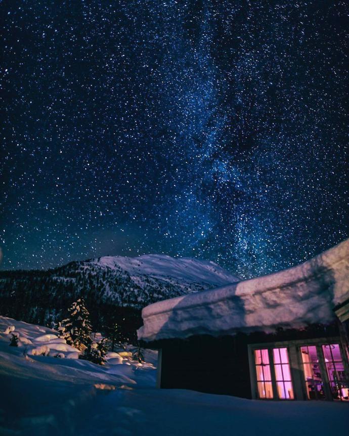 A sky full of stars ✨ | world | travel | sky