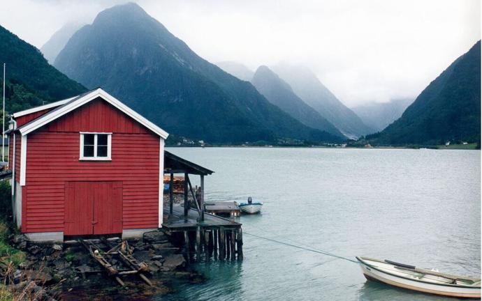 Fjærland | world | travel | fjærland